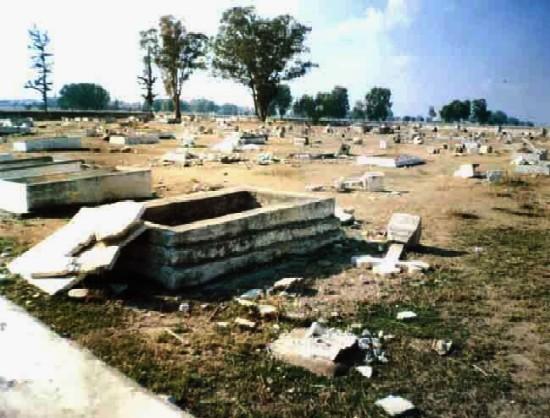 Νεκροταφεία της Άσσιας